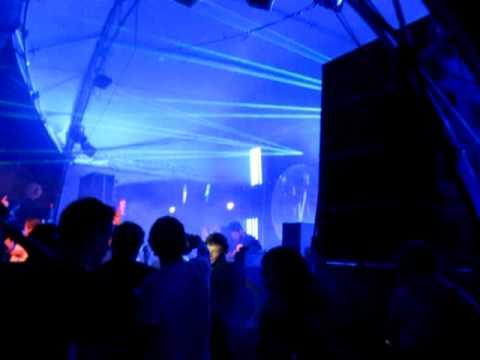 Gui Boratto LIVE @ Feestje aan de Gracht 2009 (2)