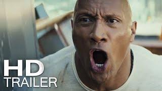 RAMPAGE: DESTRUIÇÃO TOTAL | Trailer (2018) Legendado HD