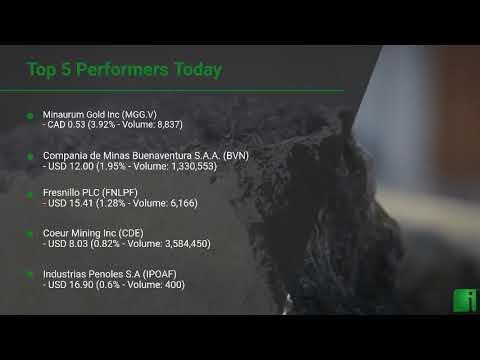 InvestorChannel's Silver Watchlist Update for Thursday, De ... Thumbnail
