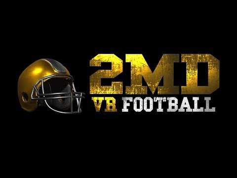 2MD VR Football Arcade Trailer thumbnail