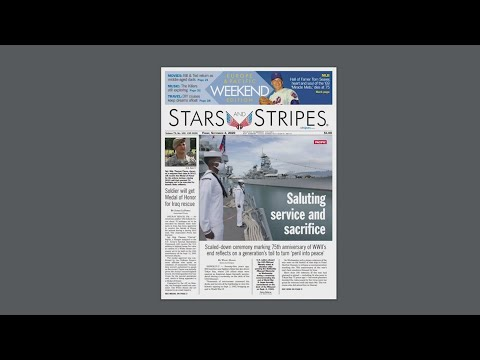 Pentagon to shutdown the Stars and Stripes newspaper