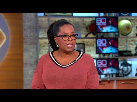 Oprah explores