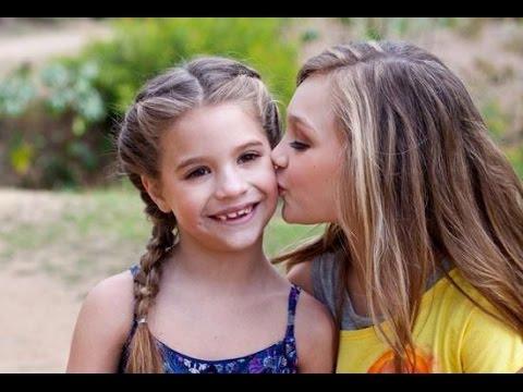 Maddie & Mackenzie Ziegler Together   Through the Years 💗