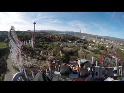 Seeing A GoPro Video Of A Roller Coaster Might Be Scarier Than Riding It