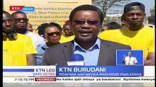 Msafara wa KTN Burudani wafanyika magharibi mwa Kenya