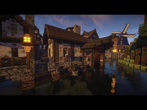 Let S Show Minecraft Fisherman S Cottage Minecraft Map