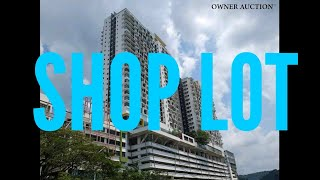[Owner Auction™] Shop Lot in NEO DAMANSARA with 900 sq.ft ready for Auction Sale!