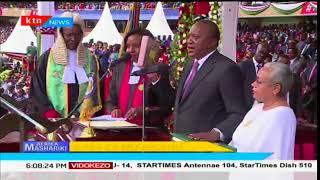 Rais Uhuru Kenyatta aapishwa kwa mara ya pili: Afrika Mashariki