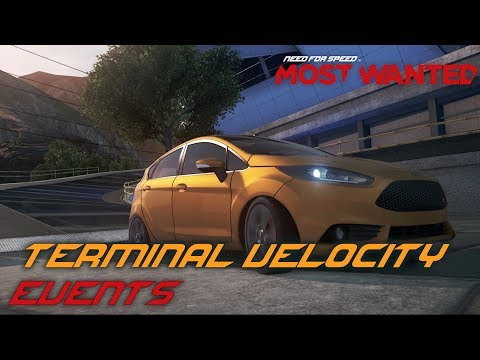 Need For Speed: Most Wanted (2012) - Terminal Velocity Pack Events (PC)