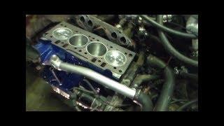 Видео отчёт:кап. ремонт двигателя Деу Сенс.