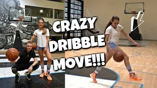 "STREETBALL MOVES WITH THE PROFESSOR! (""THE WHIRLWIND"" TUTORIAL) // Rachel DeMita"