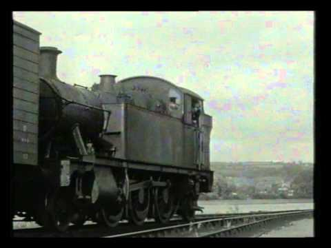 The Cardigan branch - Railway Roundabout 1958