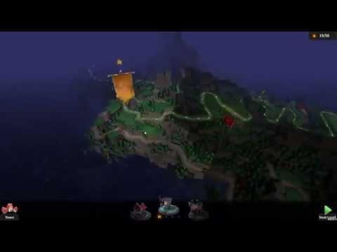 Hero Defense - Haunted Island Greenlight Trailer thumbnail