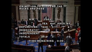 House Passes Russia Sanctions Bill by Big Margin