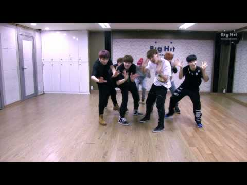 - 방탄소년단 '상남자(Boy In Luv)' dance practice Cover Image