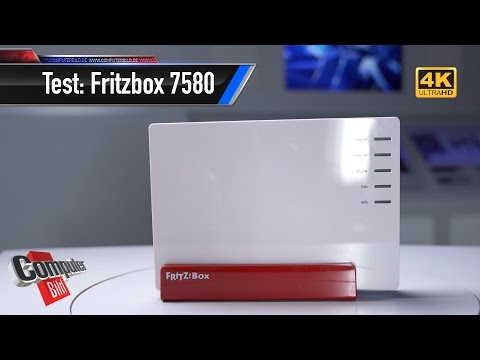 AVM FritzBox 7580: FritzBox mit neuer WLAN-Technik im Test