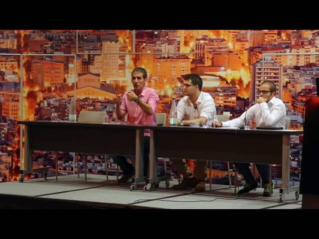 III Jornada Fisioterapia y Deporte - 17/09/2016 en Barcelona - Fisiofocus