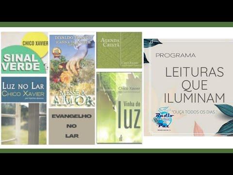 Cinco livros Espíritas para o Evangelho no Lar - LEITURAS QUE ILUMINAM