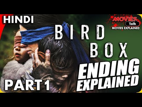 Bird Box: Ending Explained Part 1 [Explained In Hindi]