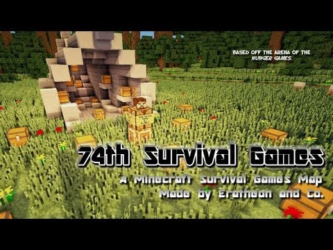 74th Survival Games Minecraft Map