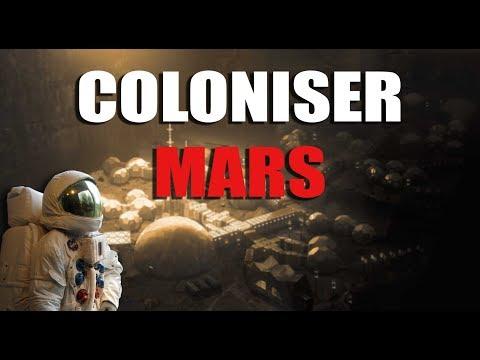 Coloniser MARS - Les Dossiers de l'Espace