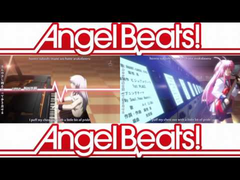 Angel Beats! [My Soul, Your Beats!] Openings Combined