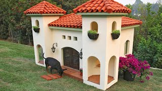 15 Most Luxurious Dog Houses In The World