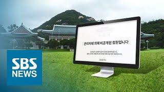 """""""갈등만 키운다"""" 논란의 국민청원 게시판…미 시스템 주목 / SBS"""