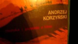 """Andrzej Korzyński- muzyka z filmu """" W pustyni i w puszczy""""1973"""