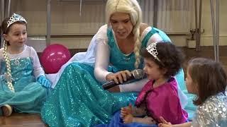 Elifs 4th Frozen Birthday Party