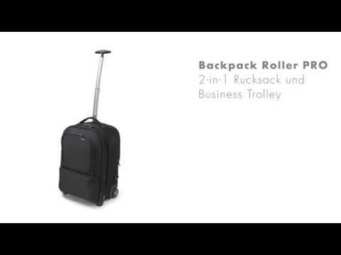 Video DICOTA Backpack Roller PRO