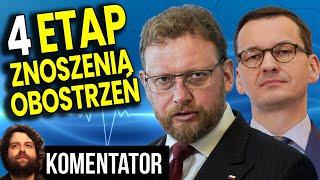 PIS Znosi Nakaz Noszenia Maseczek by Nie Przegrać Wybory 2020 – Analiza Komentator 4 Etap Obostrzeń