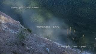 秋の屈斜路湖