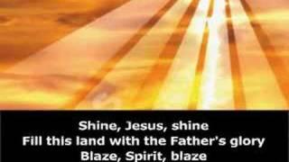 shine jesus shine Video