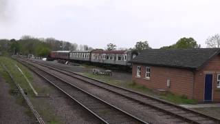 preview picture of video 'Running Thro' Swithland Sidings'