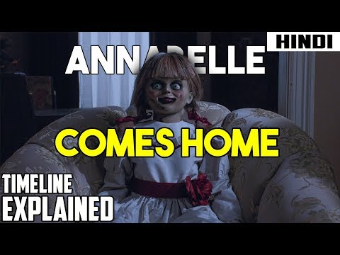 Annabelle Comes Home Timeline + Expected Story Line   Haunting Tube in Hindi