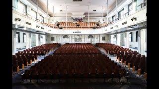 Exploring an Abandoned PHILADELPHIA High School!