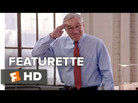 The Intern (Featurette 'Experience Never Gets Old')