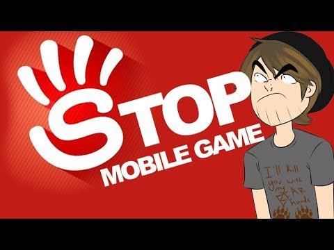 Stop! Mobile App Game Review