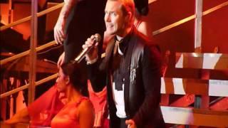 Boyzone - Ruby (live) Manchester 5/03/11