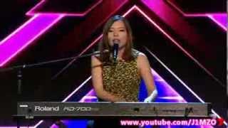 Dami Im - The X Factor Australia 2013 - Bootcamp | Manipulated Performance
