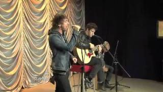 All Time Low - Time Bomb Acoustic (The Better Show) HD