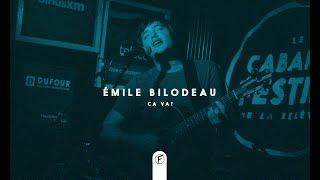 Cabaret Festif! De La Relève 2019   Émile Bilodeau « Ça Va »