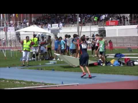 Campeonato de España Cadete (1), Larrabide 25/06/10