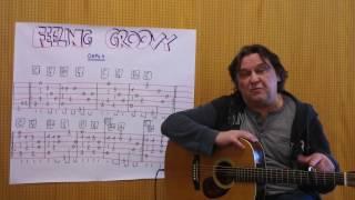 Fingerstyle Guitar Lesson #146: THE 59th STREET BRIDGE SONG/FEELIN' GROOVY (Simon & Garfunkel)