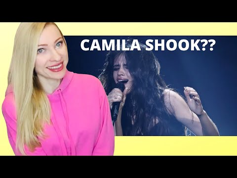 Musician Reacts: Times Camila Cabello Was SHOOK By Her Own Vocal Skills!