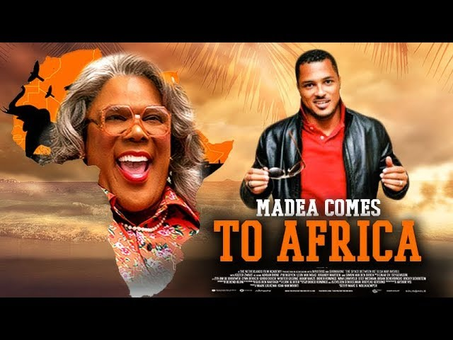 MADEA COMES TO AFRICA 1 (VAN VICKER) - 2020 NEW NIGERIAN MOVIES | NOLLYWOOD 2019 MOVIES