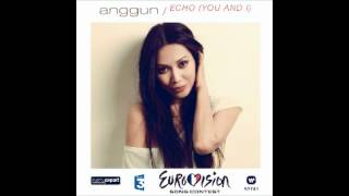 EUROVISION 2012: Anggun - Echo (You and I) (English Version) PREVIEW