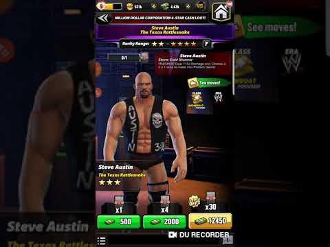WWE CHAMPIONS Million DOLLAR CORPORATION LOOT PULLS