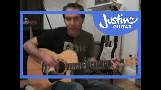 Drugs Don't Work - The Verve (Songs Guitar Lesson ST-511) How to play